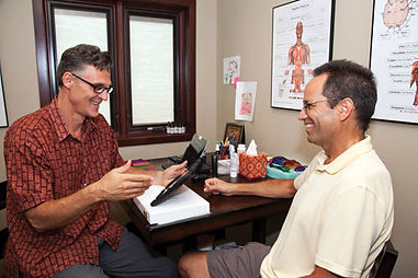Dr. Goad Master QNRT practitioner