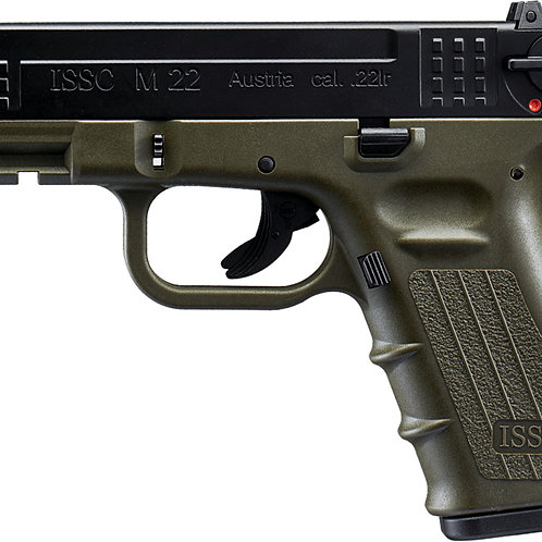 Pistola ISSC-Áustria Omni Green