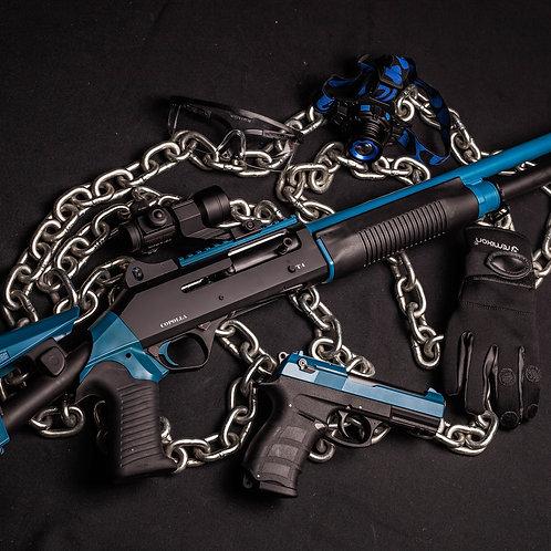 Espingarda TOROS ARMS T4 cal. 12GA 6+1 tiros