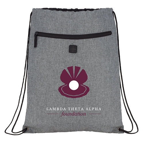 LTA Foundation Drawstring Backpack