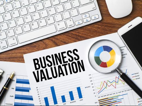 Different Business Valuations