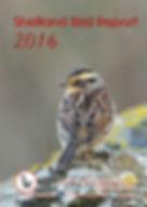 Shetlan Bird Report