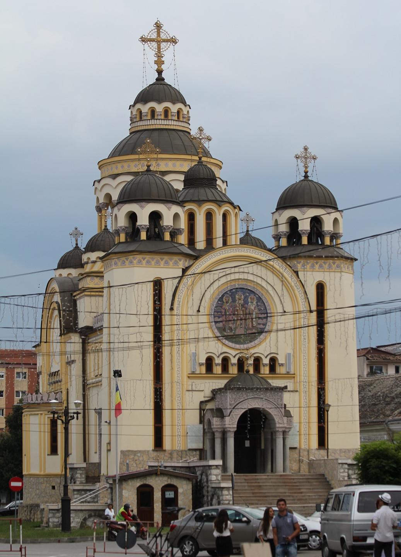 oldest church in aiud