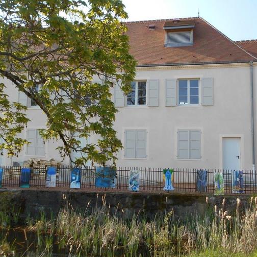4 studios at chateau du bost bellerive sur allier