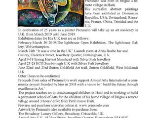 Prensnelo celebrates 25 years of art!
