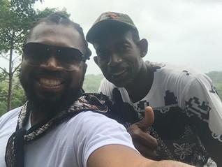 Visit to Hermitage, Grenada