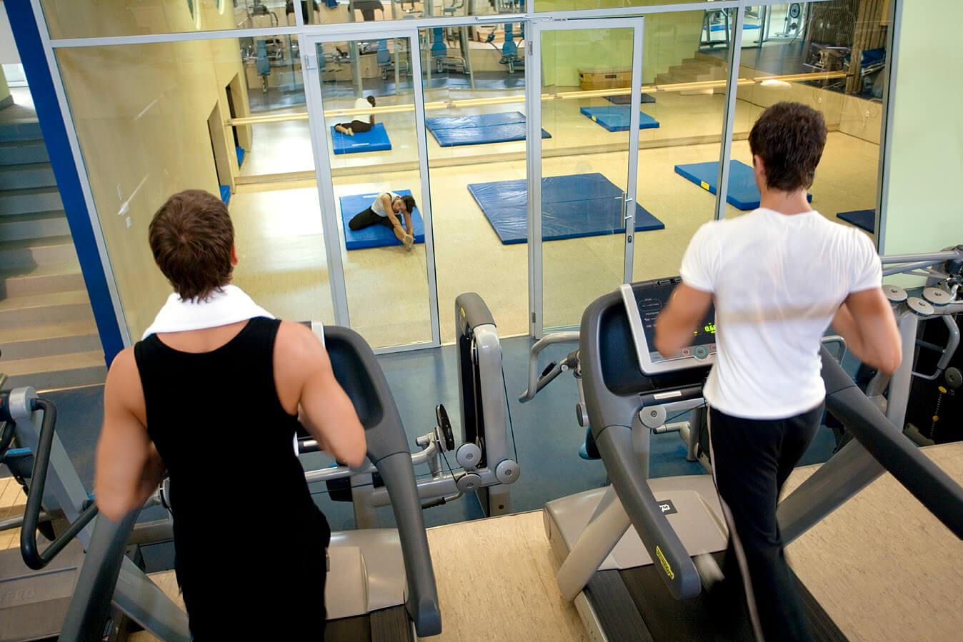 Fitnessraum Trainingslager Kroatien