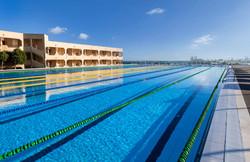 Pool Bahnen Lanzarote Trainingscamp