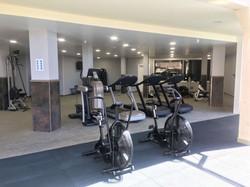 Fitnessraum Trainingslager Lanzarote