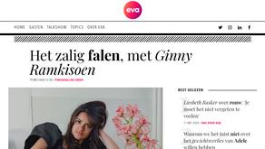 Mijn interview op evajinek.nl