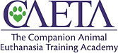 Companion Animal Euthinasia Training Academy Logo