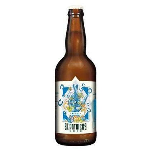 Cerveja St. Patrick's Witbier 500ml