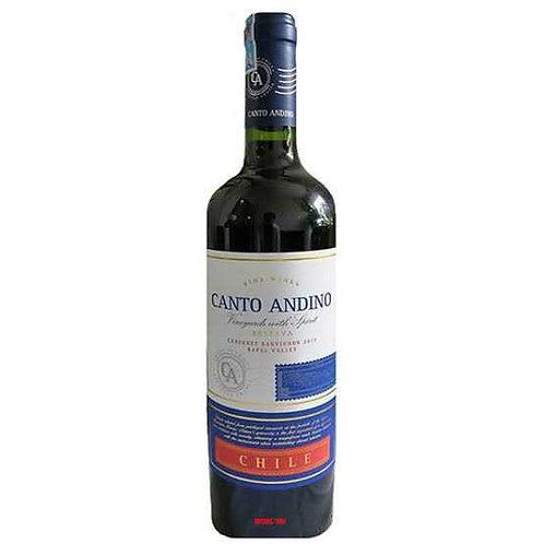Vinho Canto Andino Cabernet Sauvignon 750ml