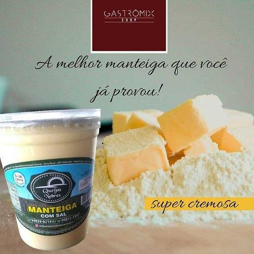 Manteiga com sal Nobre da Canastra 500g