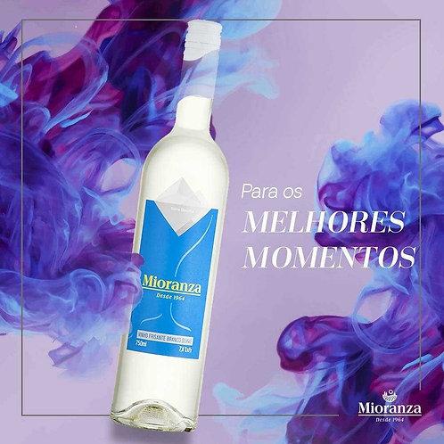 Vinho Mioranza Branco Frisante Suave 750ml