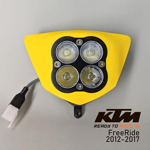 Фара Маяк для KTM Freeride 250 2Т / 14-17 модельного года