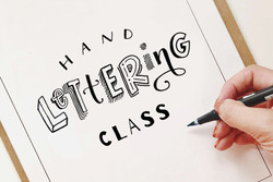 OnlineWC-Hand Lettering