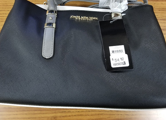 Jones New York Signature Handbag in black