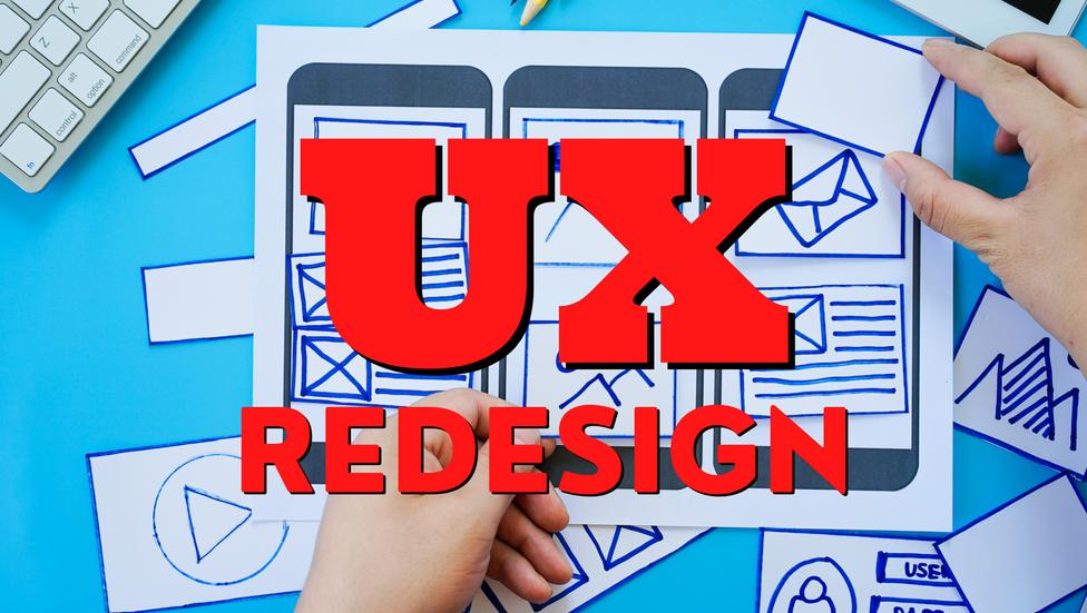 UX/UI Redesign