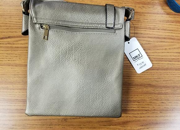 MKF Gray Handbag
