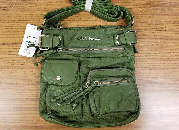 MKF Green Handbag
