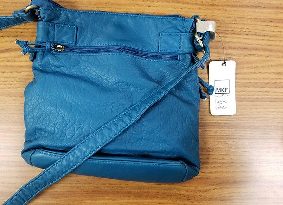 MKF Blue Handbag