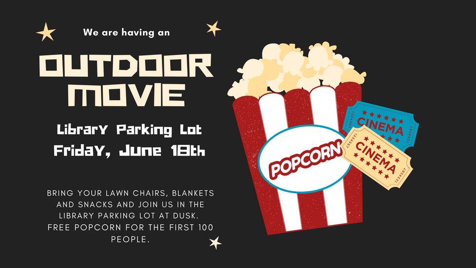 June Outdoor Movie Night