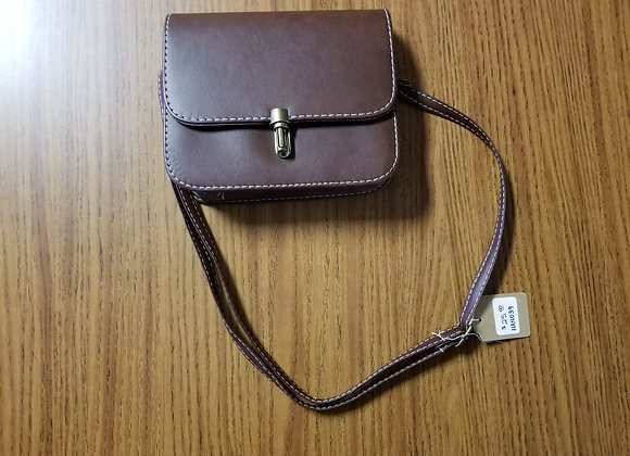 Dark Brown Handbag
