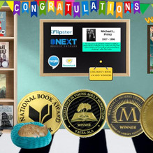 Michael L Printz Award Winner and honorable mentions.
