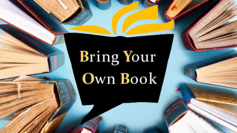 Bring Your Own Book Virtual Discussion