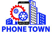 Phone_town_LOGO_iphone_reparation_næstve