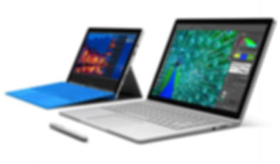 Side-View-of-Surface-Book-and-Surface-Pr