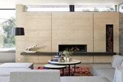 Merricks fireplace