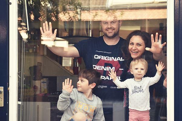 Foto (2) - Lev, Tjeerd, Karyna, Viktoria