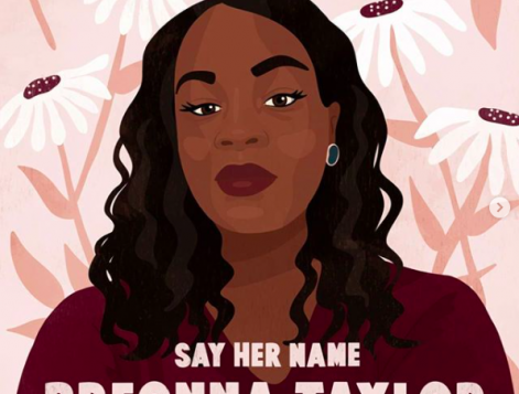 Charge the cops who murdered Breonna Taylor.
