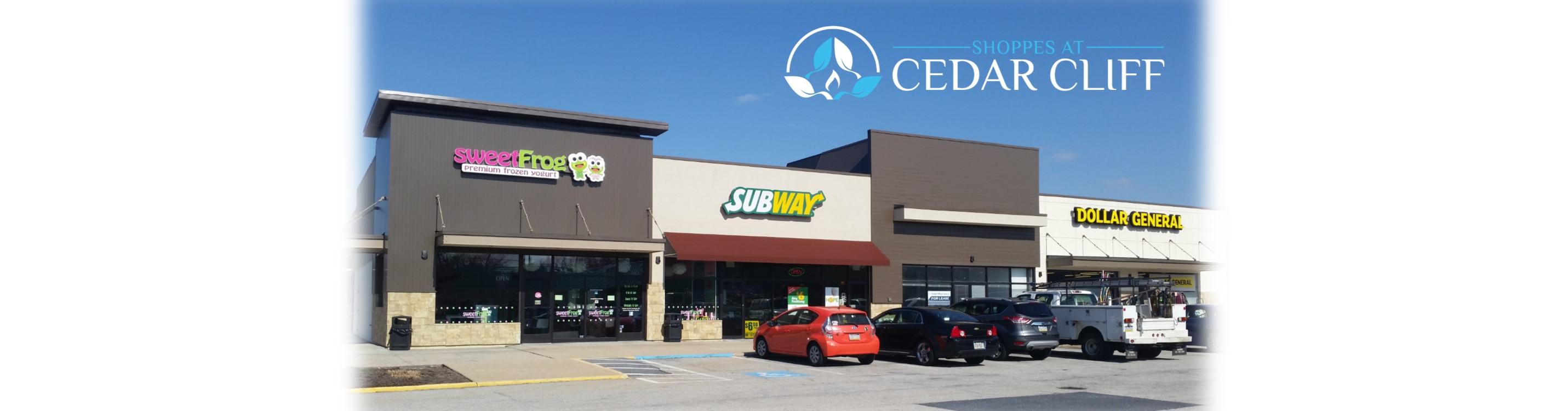 Shoppes at Cedar Cliff