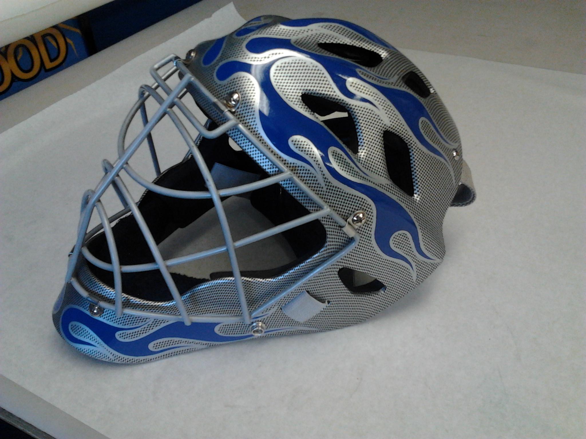 Hand Painted Helmet