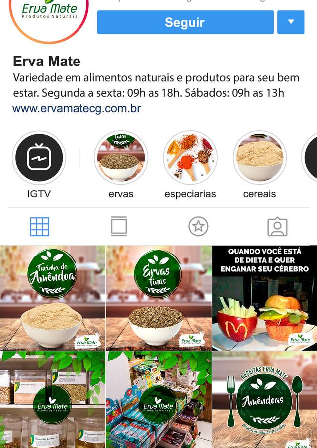 Instagram Erva Mate