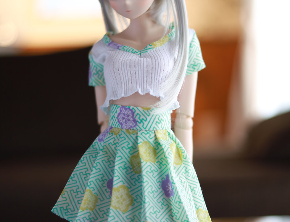 Wasuka Doll casual 【04】