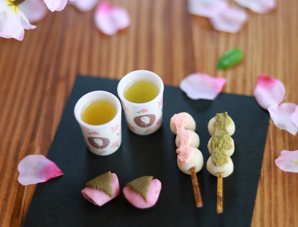 AOSAGI dumpling set