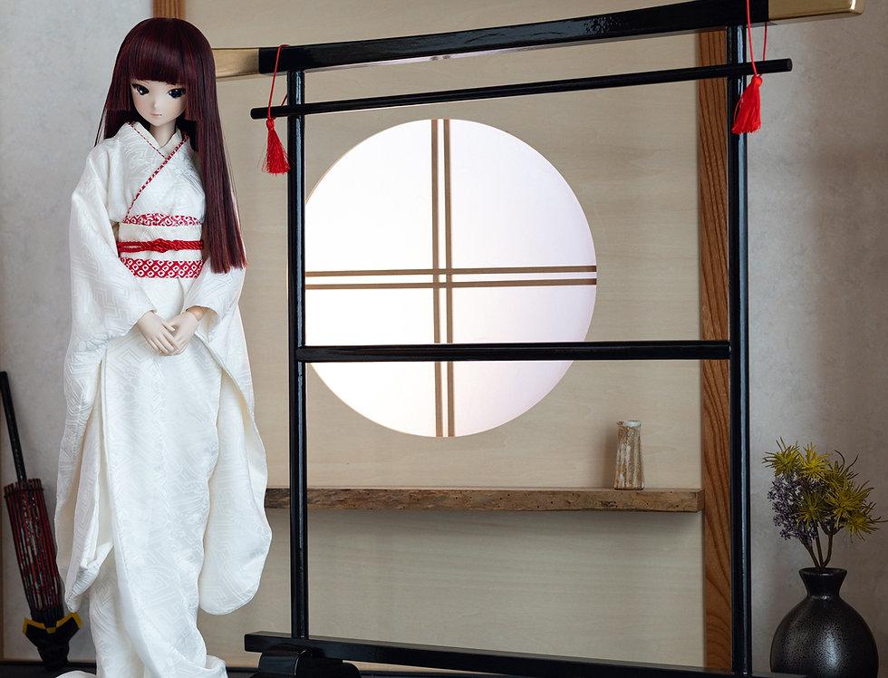 "Japanese series ""Clothing girder"""