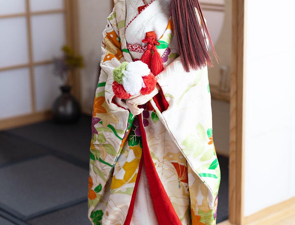 "KIMONO Wedding series ""Hana"" (Hana)"
