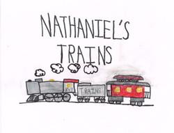 Nathaniel's trains