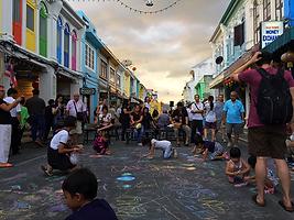 Old Phuket Town, Thailand