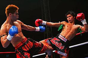 Muay Thai Fight, Thailand