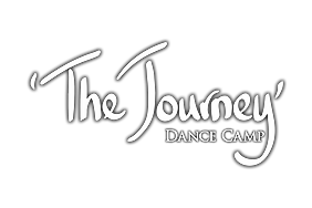 The Journey Dance Camp logo