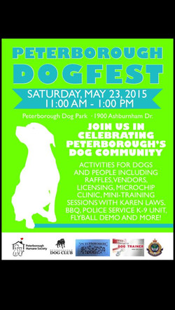 Peterborough DogFest 2015