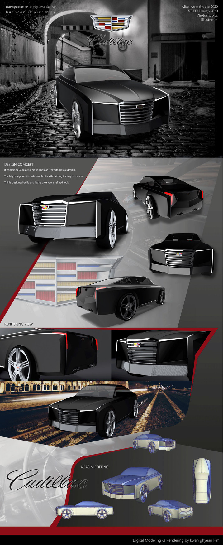Cadillac Classic Concept Car