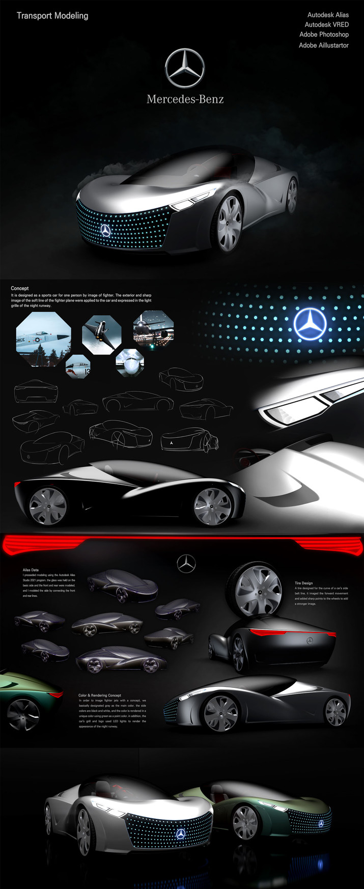 Benz_Electric_concept car