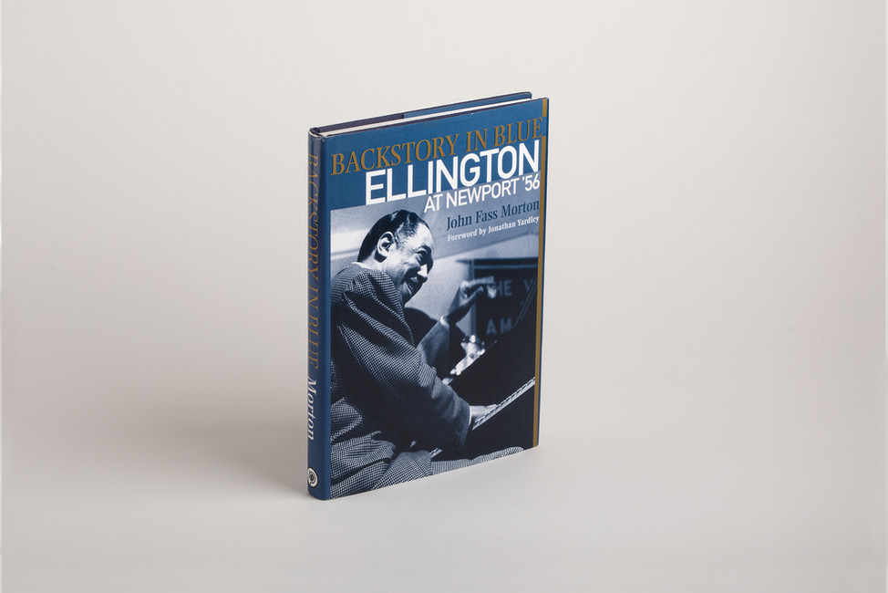 BACKSTORY IN BLUE: ELLINGTON AT NEWPORT '56